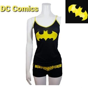 ✔DC Comic's Ladies Batman Intimates wear Size Med.